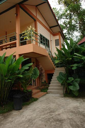 บ้านน่ารัก ห้องพัก สมฤดีรีสอร์ท
