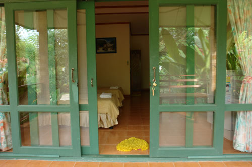 บ้านเดี่ยว ห้องพัก สมฤดีรีสอร์ท